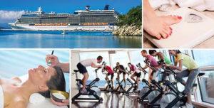 Nieuwe fitnessprogramma's bij Celebrity Cruises © Celebrity Cruises
