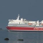 Nieuwe ferryverbinding tussen Zweden en Noorwegen