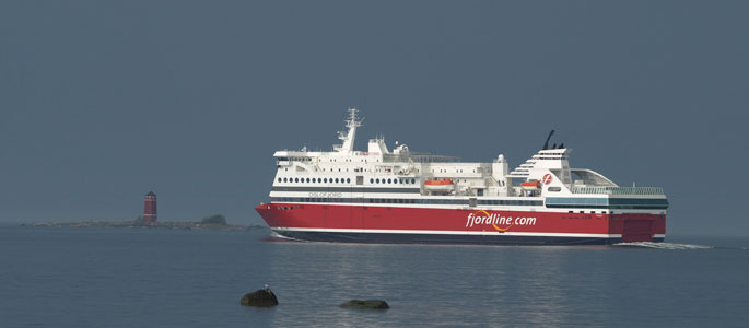 MS Oslofjord © STX Finland