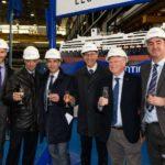 Eerste staal gesneden voor nieuw schip Holland America Line