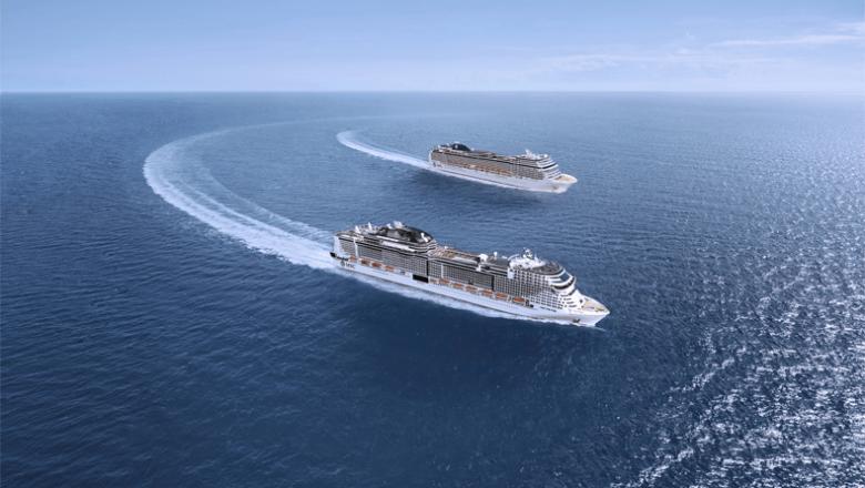 MSC Cruises pauzeert in de kerstvakantie de afvaarten in Middellandse Zeegebied
