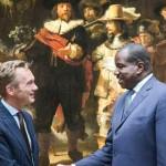 Holland America Line brengt Rijksmuseum naar zee