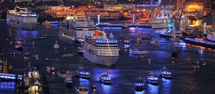 cruisebestemming Hamburg