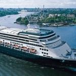 Holland America Line op Cruise Tour door Nederland