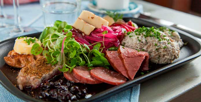 Culinaire excursies Holland America Line © HAL