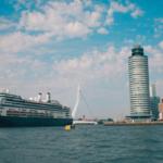 MS Rotterdam van Holland America Line verkent Europa