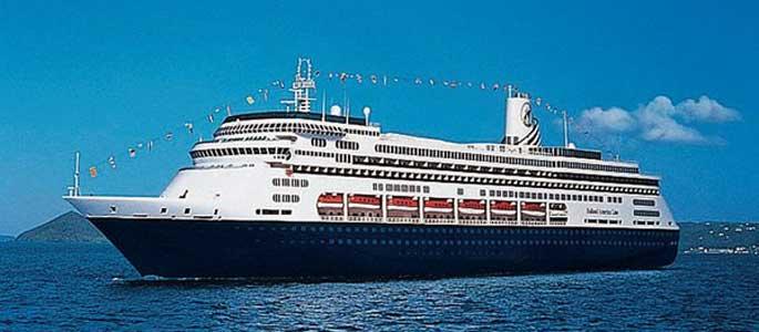 Canada-cruises met de ms Zaandam