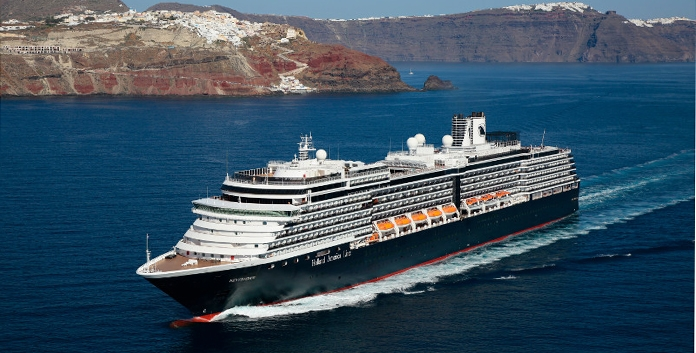 ms Westerdam © Holland America Line/Aviareps