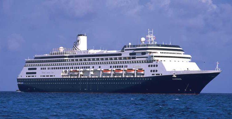 Cruise review Zaandam van Holland America Line