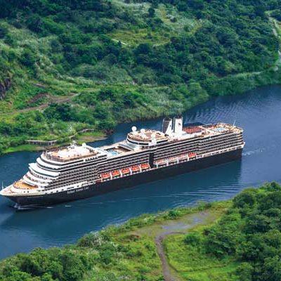 Cruisen door het Panamakanaal met Holland America Line in 2022 en 2023