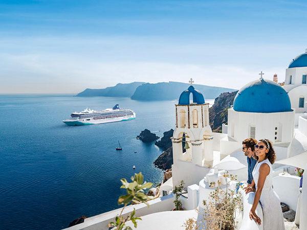 Huwelijkscruise: romantische cruise als huwelijksreis