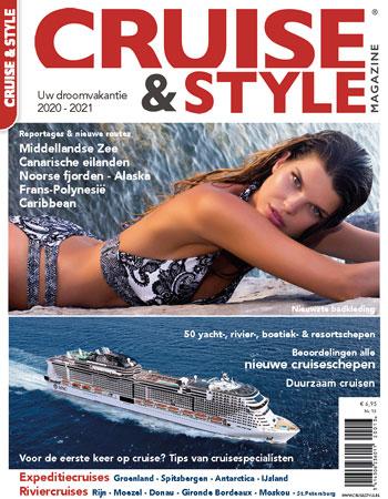 Het Jaarboek Cruise & Style 2020 © Cruise & Style