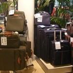 Koffers van vrouwen vaak te zwaar