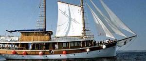 Kroatie cruise