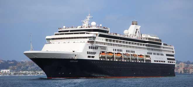 MS Veendam Holland America Line
