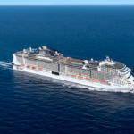 MSC Cruises viert 'float-out' van MSC Grandiosa