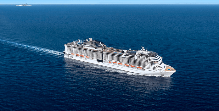 Cruise review MSC Grandiosa van MSC Cruises