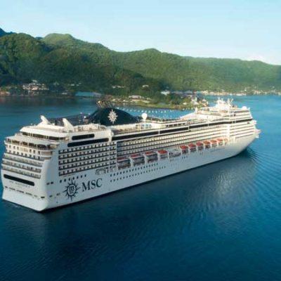 MSC Cruises maakt cruises in de Rode Zee in de winter van 2021-2022