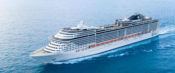 Trans-Atlantische cruise