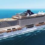 Nieuw schip MSC Seaside naar Verenigde Staten en Caraibisch gebied