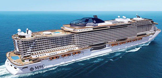 MSC Cruises Seaside klasse