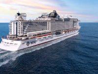 MSC Cruises maakt in de zomer van 2021 Oostzee-cruises met de MSC Seaview. © MSC Cruises