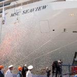 MSC Cruises neemt MSC Seaview in gebruik