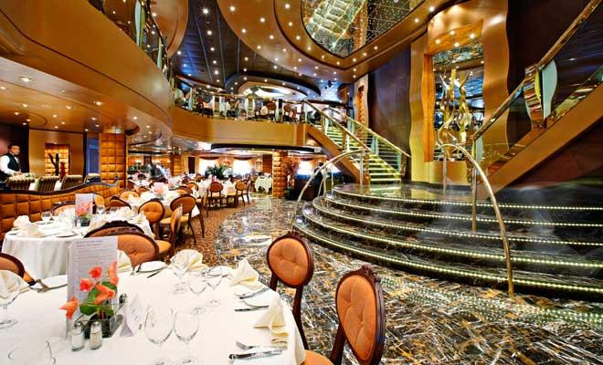 La Reggia restaurant © R. Pistone/MSC
