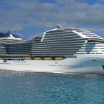 MSC Cruises bestelt vijfde schip van Meraviglia-klasse