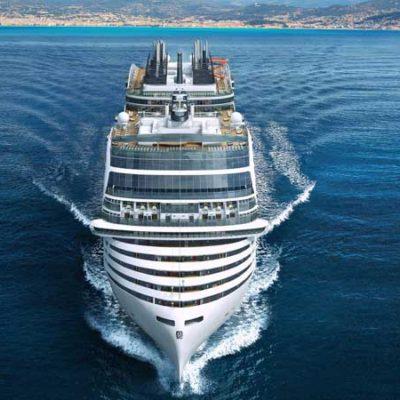 Eerste cruises met nieuwe MSC World Europa voor 2022 nu te boeken