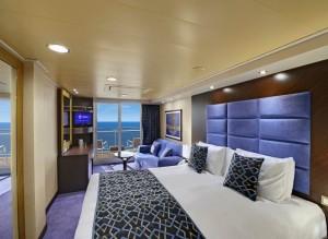 Hut MSC cruises
