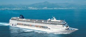 MSC Cruises winterzon cruises