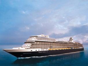 Win een 8-daagse cruise op de Nieuw Statendam van Holland America Line