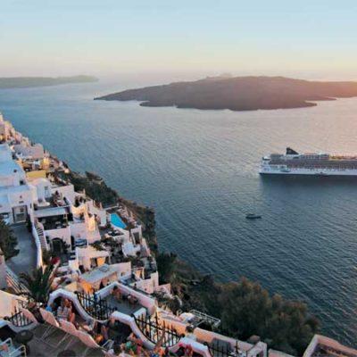 Weer cruisen naar Griekenland met Norwegian Cruise Line
