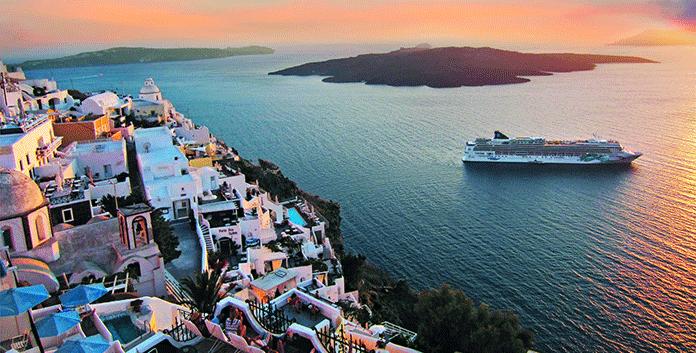 Cruises met Norwegian Cruise Line in 2020