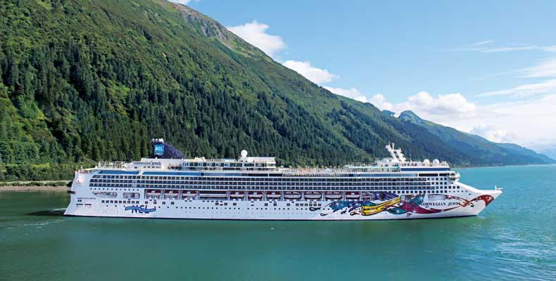 Norwegian Jewel © Norwegian Cruise Line