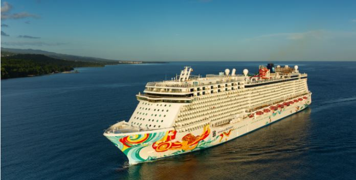 Norwegian Pearl Cruiseschip