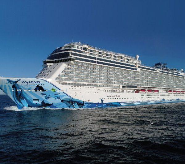 Cruise review Norwegian Bliss van Norwegian Cruise Line