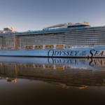 Odyssey of the Seas maakt maiden cruise vanuit Israël, maar alleen met gevaccineerde passagiers