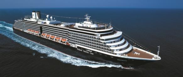 Cruisetips MS Oosterdam