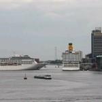 Cruisemarkt Nederland groeit tegen de klippen op