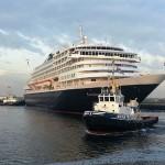 Amsterdamse havenregio steeds vaker port of call voor cruiseschepen