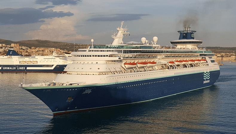 De Sovereign van Pullmantur Cruceros © Bernhard Post / Pixabay