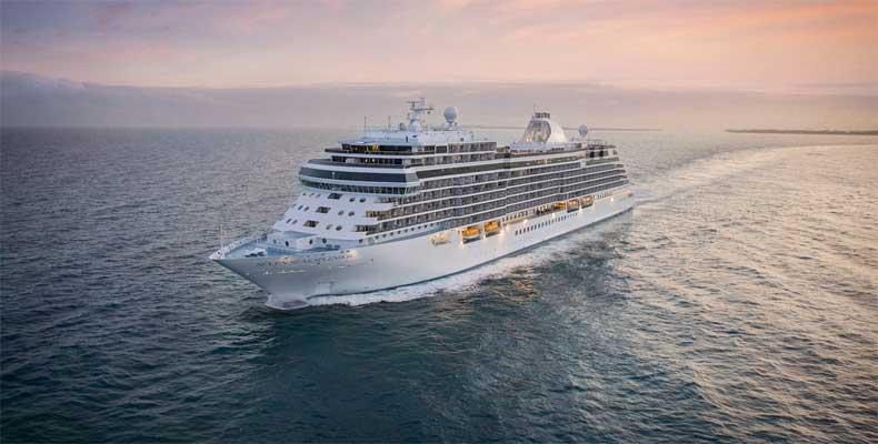 Regent Seven Seas cruises omvatten ook nieuwe cruises met de Seven Seas Splendor © RSCC