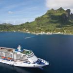 Vaargebieden van Regent Seven Seas Cruises in seizoen 2021 en 2022
