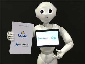 Robot Costa