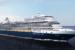 Artist impression van de Ryndam, het nieuwe, in aanbouw zijnde schip van Holland America Line. © HAL