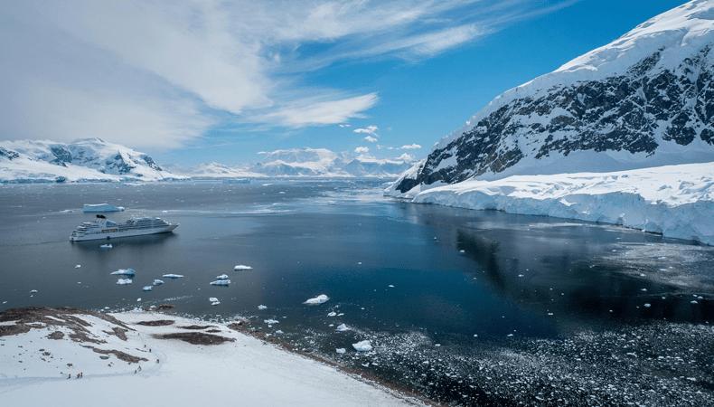 Grand Voyage Seabourn naar Centraal- en Zuid-Amerika en Antarctica. © Seabourn Cruise Line