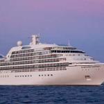 Werelderfgoedexperts aan boord van Seabournschepen
