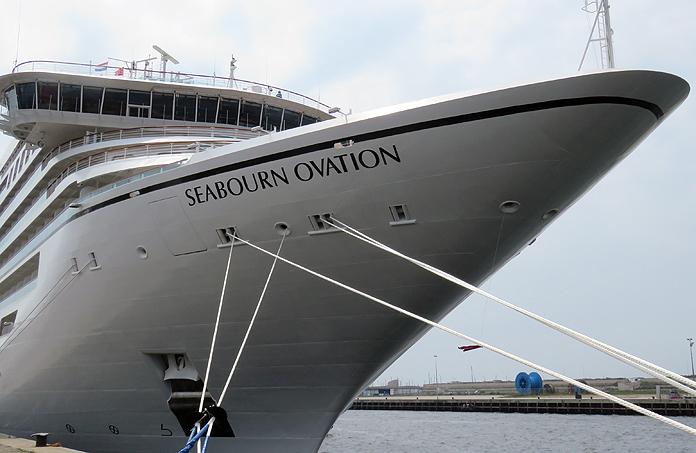 Ultra luxe cruisen op de Seabourn Ovation